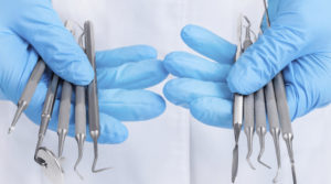 Surgical tooth extractions