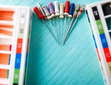 endodontics and periodontics instruments